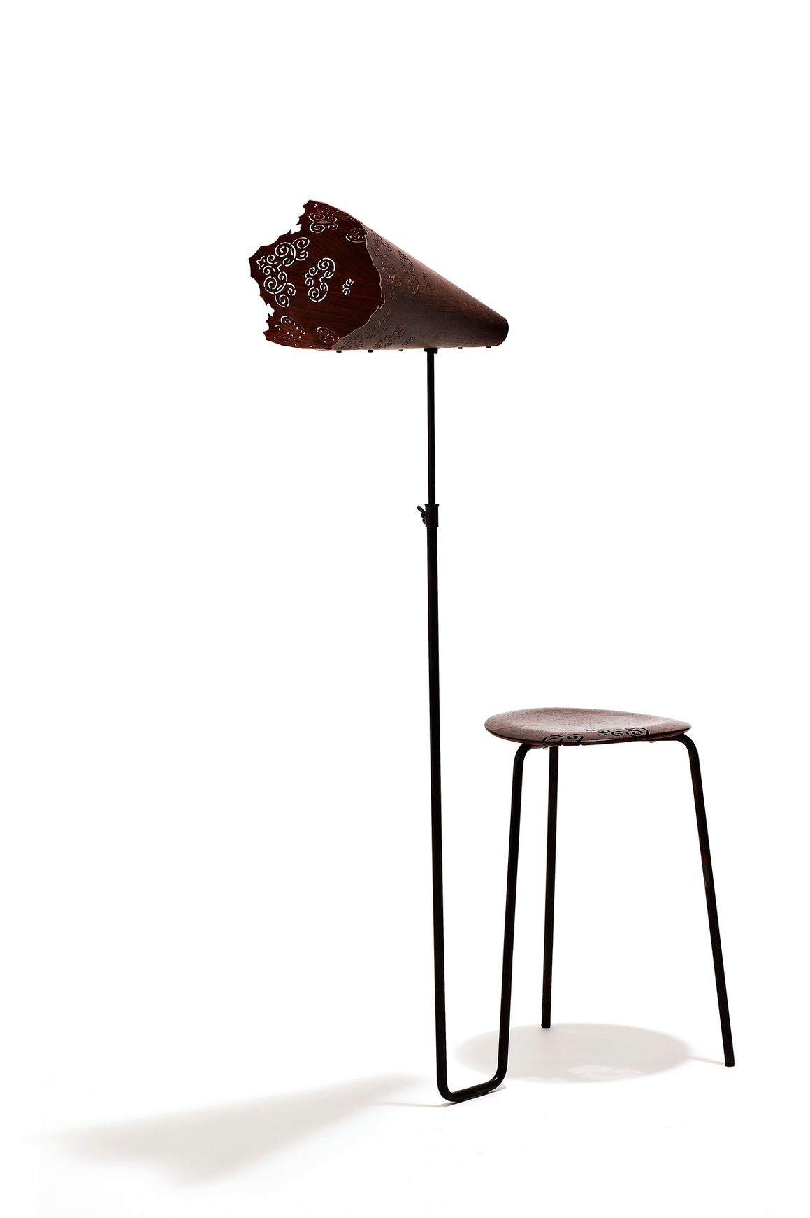 Ditte Hammerstrøm / Industrial designer chair art