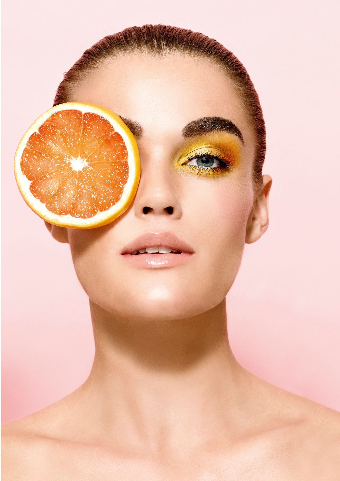 beauty naturel matas skin hair orange