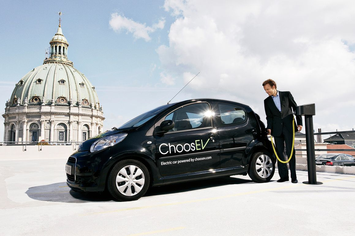 Choose Ev electric car